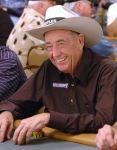 Doyle Brunson Jugador de Poker