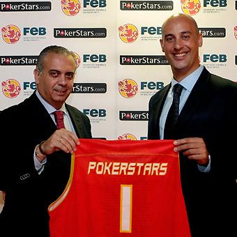 seleccion española baloncesto pokerstars patrocinador