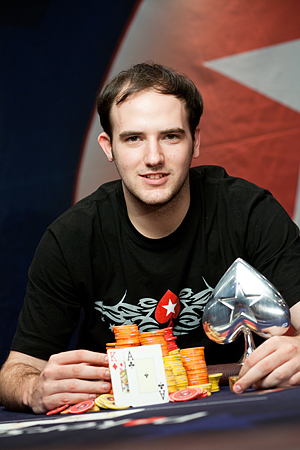 Marc colome vencdeos estrellas poker tour madrid