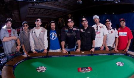 finalistas series mundiales de poker