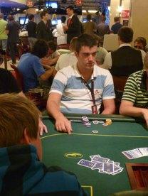"""Luis Ramon Rufas """"Repicas"""" jugando al poker"""