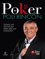 Libro de poli rincon para aprender a jugar al poker
